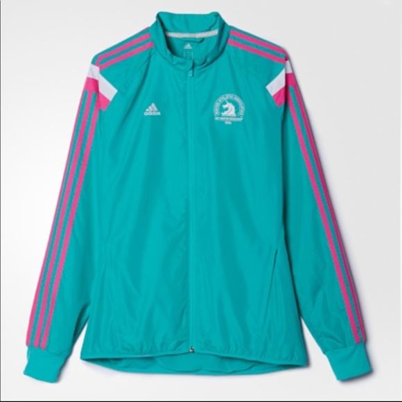 adidas Jackets & Blazers - Adidas   Zip Up Running Jacket NWOT L